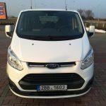 Ford Tourneo Custom bílá