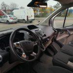 Ford Tourneo Custom stříbrná