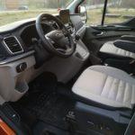 Ford Tourneo Custom oranžová